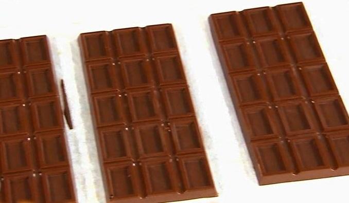 チョコレートレシピ: 【嵐にしやがれ】チョコレート作りレシピ!男のチョコスイーツ!