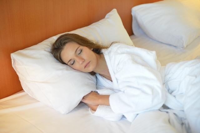 寝 れる 呼吸 法